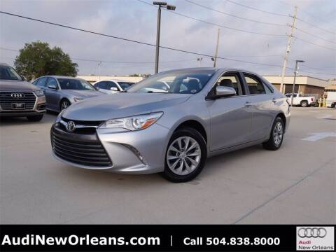 2017 Toyota Camry for sale at Metairie Preowned Superstore in Metairie LA