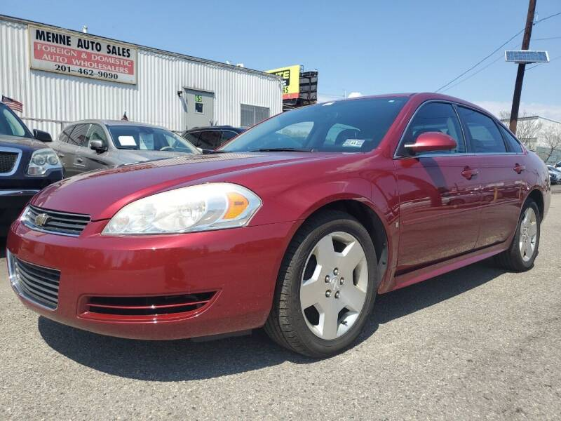 2008 Chevrolet Impala for sale at MENNE AUTO SALES in Hasbrouck Heights NJ