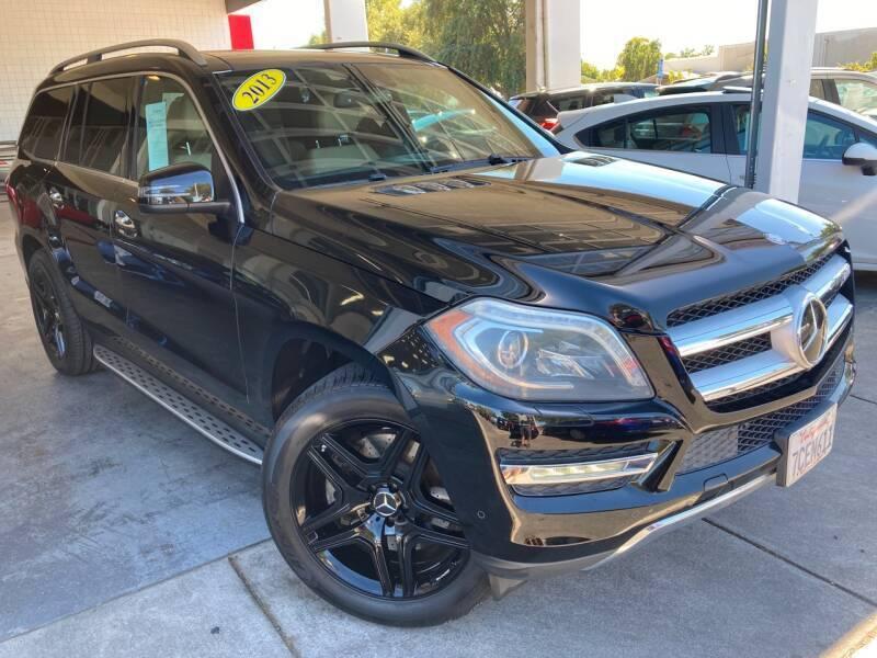2013 Mercedes-Benz GL-Class for sale at Sac River Auto in Davis CA