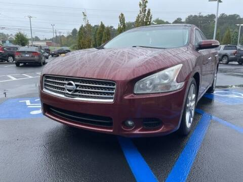 2010 Nissan Maxima for sale at Southern Auto Solutions - Lou Sobh Honda in Marietta GA