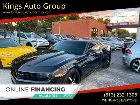 2011 Chevrolet Camaro for sale at Kings Auto Group in Tampa FL