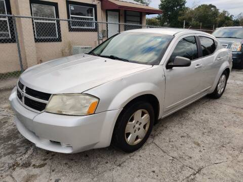 2008 Dodge Avenger for sale at Advance Import in Tampa FL