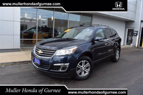 2015 Chevrolet Traverse for sale at RDM CAR BUYING EXPERIENCE in Gurnee IL