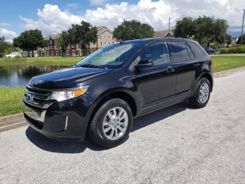 2013 Ford Edge for sale at Street Auto Sales in Clearwater FL