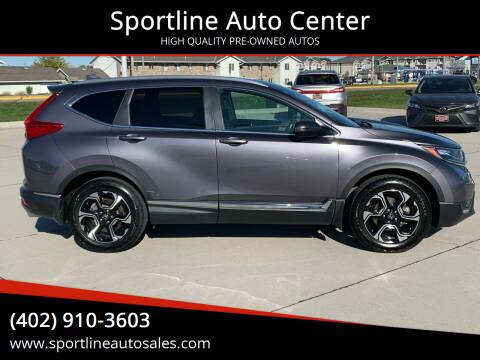 2019 Honda CR-V for sale at Sportline Auto Center in Columbus NE
