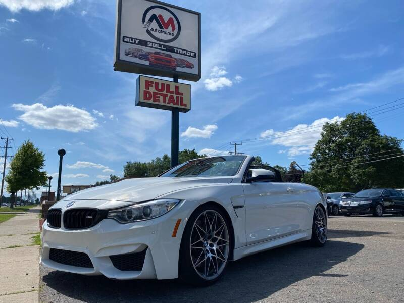 2017 BMW M4 for sale in Dearborn Heights, MI
