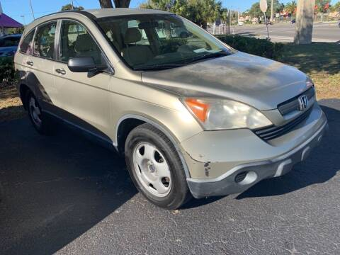 2008 Honda CR-V for sale at Used Car Factory Sales & Service in Bradenton FL