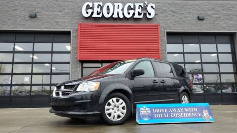 2016 Dodge Grand Caravan for sale at George's Used Cars - Telegraph in Brownstown MI