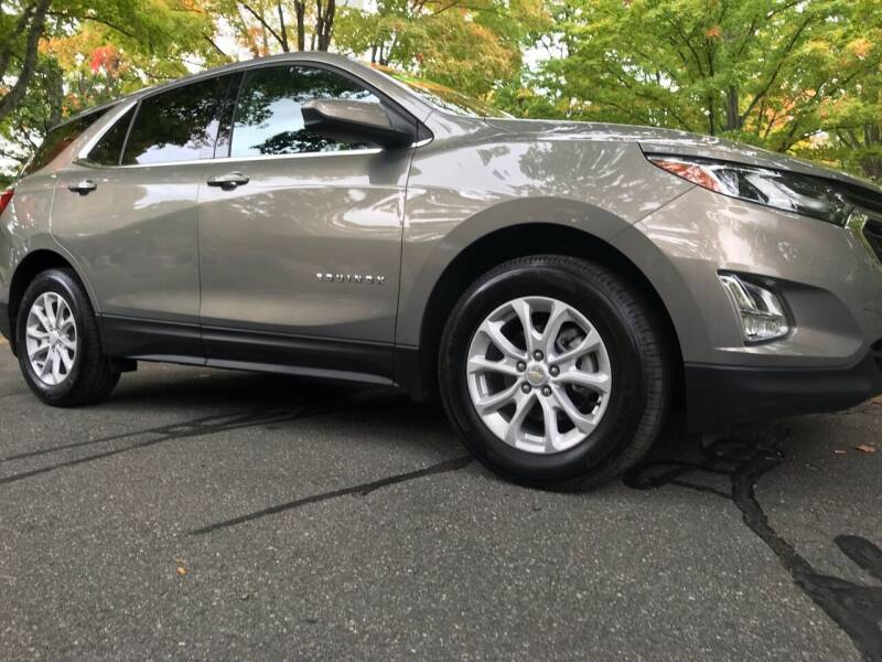 2018 Chevrolet Equinox for sale at Reynolds Auto Sales in Wakefield MA