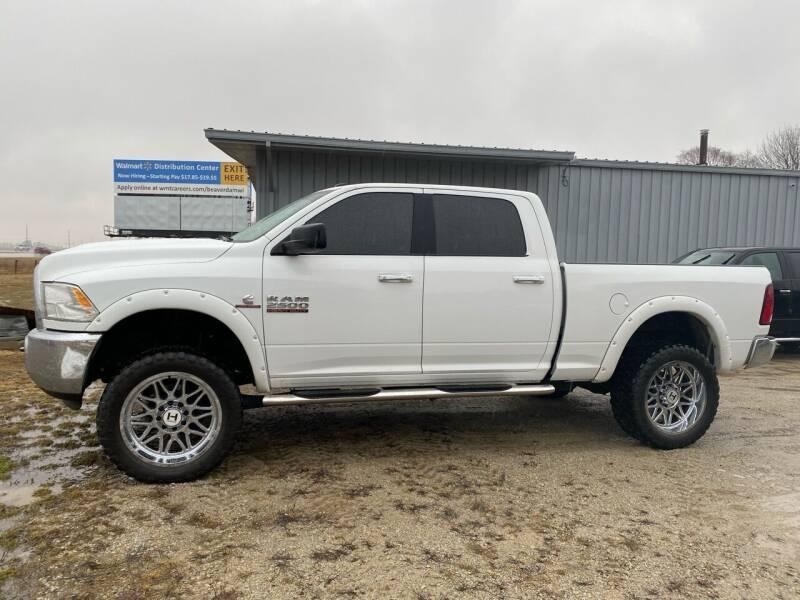 2017 RAM Ram Pickup 2500 for sale at Sam Buys in Beaver Dam WI