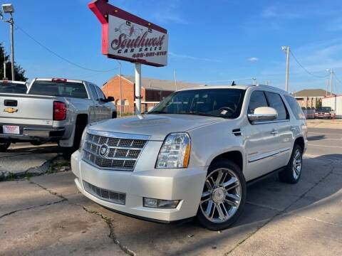 2011 Cadillac Escalade for sale at Southwest Car Sales in Oklahoma City OK