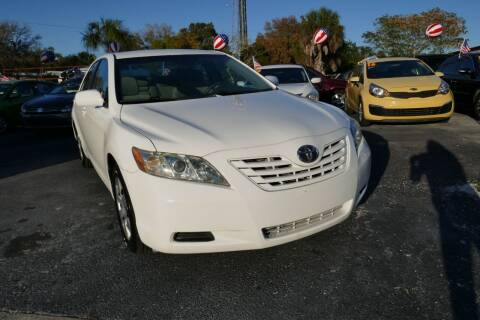 2008 Toyota Camry for sale at J Linn Motors in Clearwater FL