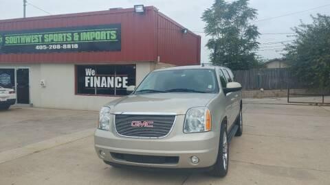 2012 GMC Yukon XL for sale at Southwest Sports & Imports in Oklahoma City OK