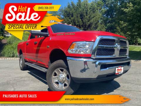 2014 RAM Ram Pickup 2500 for sale at PALISADES AUTO SALES in Nyack NY