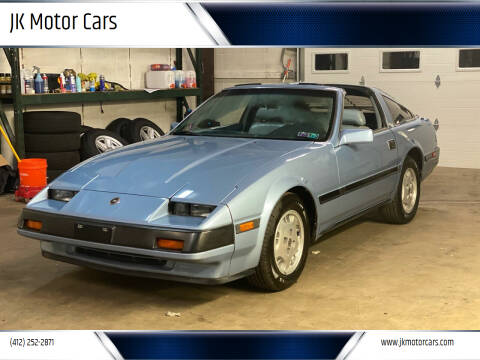 1985 Nissan 300ZX for sale at JK Motor Cars in Pittsburgh PA