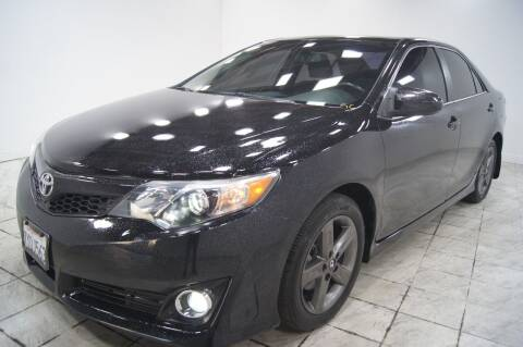 2013 Toyota Camry for sale at Sacramento Luxury Motors in Carmichael CA