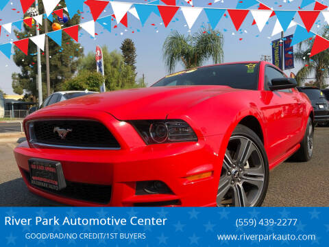 2014 Ford Mustang for sale at River Park Automotive Center in Fresno CA