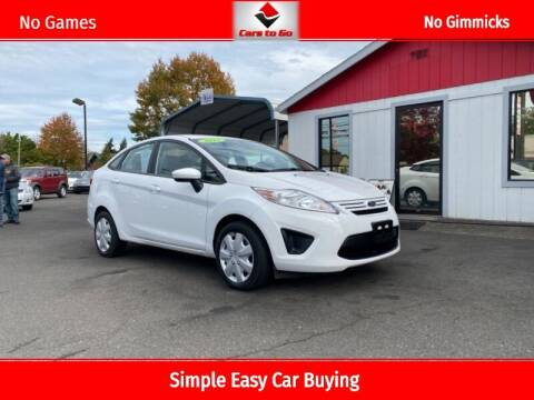 2013 Ford Fiesta for sale at Cars To Go in Portland OR
