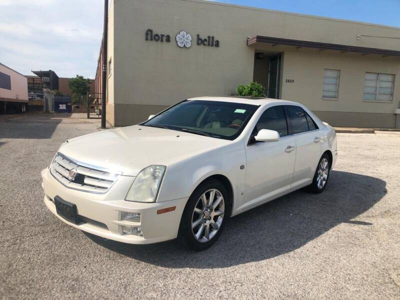 2007 Cadillac STS for sale at Dynasty Auto in Dallas TX