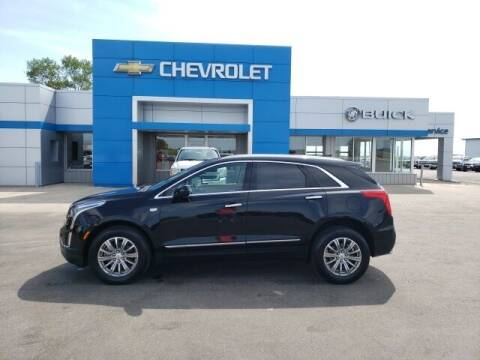 2018 Cadillac XT5 for sale at Finley Motors in Finley ND