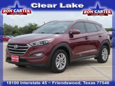 2016 Hyundai Tucson for sale at Ron Carter  Clear Lake Used Cars in Houston TX