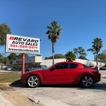 2008 Mazda RX-8 for sale at Brevard Auto Sales in Palm Bay FL