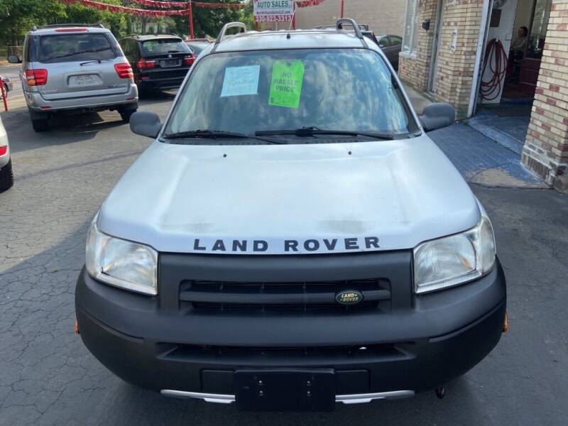 2002 Land Rover Freelander for sale in Akron, OH