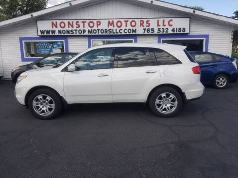 2008 Acura MDX for sale at Nonstop Motors in Indianapolis IN