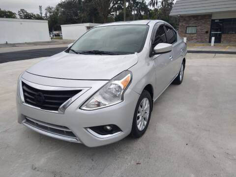 2017 Nissan Versa for sale at NINO AUTO SALES INC in Jacksonville FL