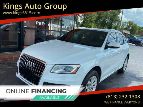 2016 Audi Q5 for sale at Kings Auto Group in Tampa FL