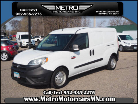 2015 RAM ProMaster City Cargo for sale at Metro Motorcars Inc in Hopkins MN