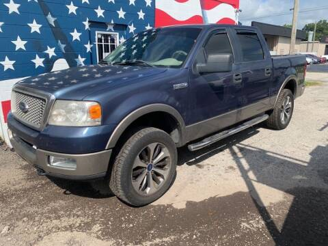 2005 Ford F-150 for sale at The Truck Lot LLC in Lakeland FL