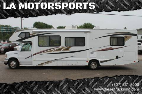 2010 Thor Industries 31K CHATEAU for sale at LA MOTORSPORTS in Windom MN