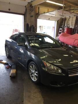 2009 Nissan Maxima for sale at B&T Auto Service in Syracuse NY