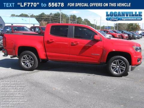 2019 Chevrolet Colorado for sale at NMI in Atlanta GA