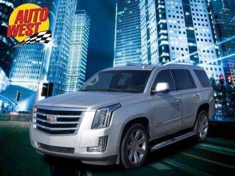 2015 Cadillac Escalade for sale at Autowest of GR in Grand Rapids MI