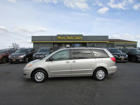 2007 Toyota Sienna for sale at MIRA AUTO SALES in Cincinnati OH
