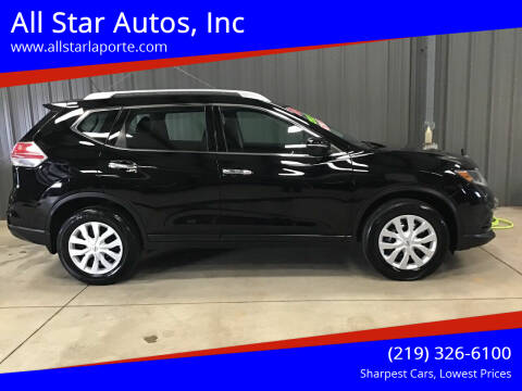 2014 Nissan Rogue for sale at All Star Autos, Inc in La Porte IN