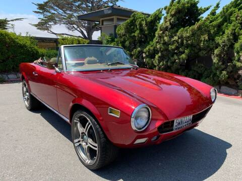 1976 FIAT 124 Spider for sale at Dodi Auto Sales in Monterey CA