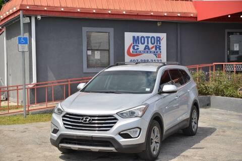 2014 Hyundai Santa Fe for sale at Motor Car Concepts II - Kirkman Location in Orlando FL