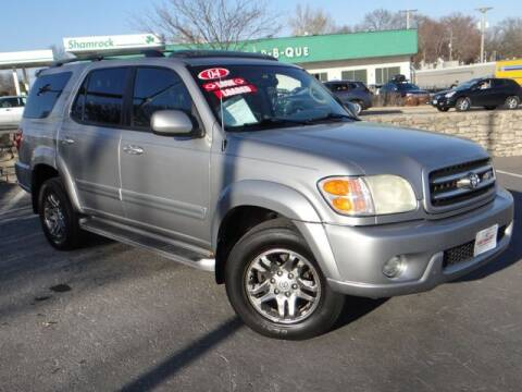 2004 Toyota Sequoia for sale at KC Car Gallery in Kansas City KS