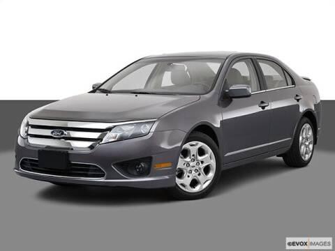 2010 Ford Fusion for sale at Winchester Mitsubishi in Winchester VA