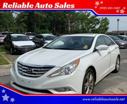 2011 Hyundai Sonata for sale at Reliable Auto Sales in Roselle NJ