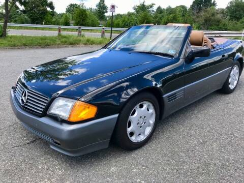 1991 Mercedes-Benz 500-Class for sale at Mid Atlantic Truck Center in Alexandria VA