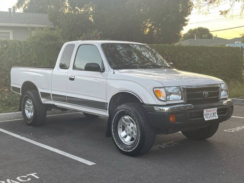 1999 Toyota Tacoma for sale at CARFORNIA SOLUTIONS in Hayward CA