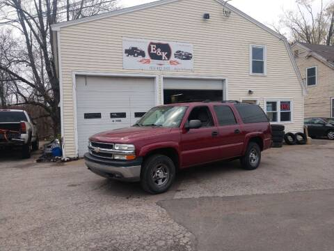 2006 Chevrolet Suburban for sale at E & K Automotive in Derry NH
