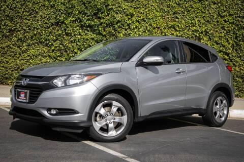 2017 Honda HR-V for sale at 605 Auto  Inc. in Bellflower CA