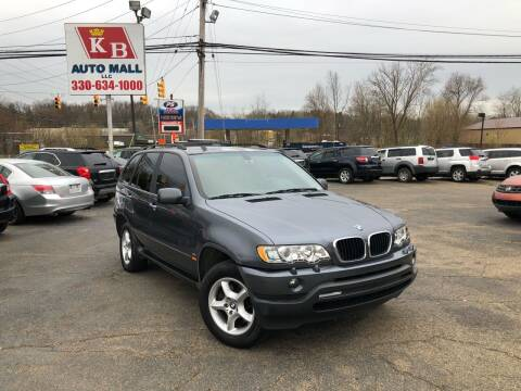 2003 BMW X5 for sale at KB Auto Mall LLC in Akron OH