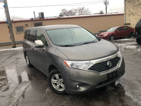 2014 Nissan Quest for sale at Some Auto Sales in Hammond IN