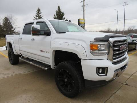 2016 GMC Sierra 2500HD for sale at Import Exchange in Mokena IL